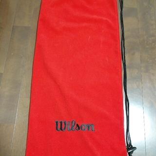ウィルソン(wilson)のラケットケース ウィルソン⭐美品⭐(ラケット)