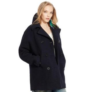 ラルフローレン(Ralph Lauren)のDENIM & SUPPLY ウールブレンド ピーコート ¥40,700(ピーコート)