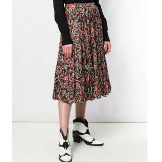 イザベルマラン(Isabel Marant)のイザベルマランエトワール☆花柄フレアスカート(ロングスカート)