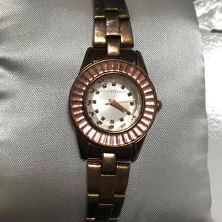 ジルスチュアート(JILLSTUART)のJILLSTUART 腕時計 格安 訳あり 箱付き(腕時計)