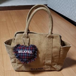 ミルクフェド(MILKFED.)のMILKFED. バッグ(ハンドバッグ)