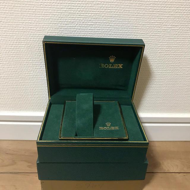 ロレックス 新作 2018 - ROLEX - 【希少】ロレックス純正ボックスの通販 by エアー6840's shop