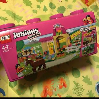 レゴ(Lego)のレゴ (LEGO) ジュニア・ポニーハウスセット 10674(積み木/ブロック)