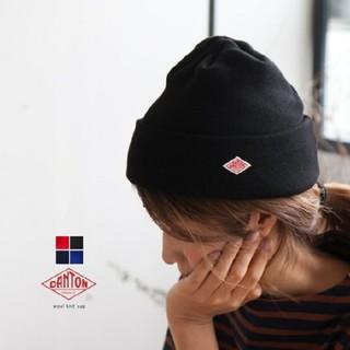 ダントン(DANTON)のDANTON  ニットキャップニット帽 メンズ レディース (キャップ)