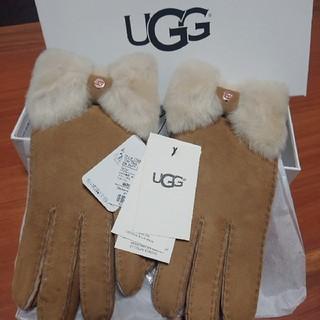 アグ(UGG)の新品❗箱あり❗UGG手袋🎀値下げ⚠️(手袋)