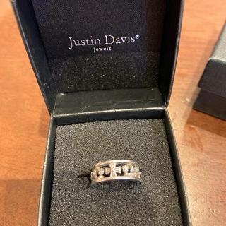 ジャスティンデイビス(Justin Davis)のジャスティン リング(リング(指輪))