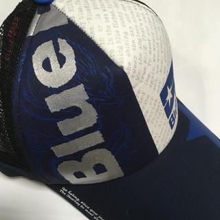 ブルーブルー(BLUE BLUE)のブルーブルー キャップ(ウエア)