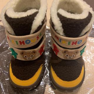 ミキハウス(mikihouse)のミキハウス ブーツ 14(ブーツ)