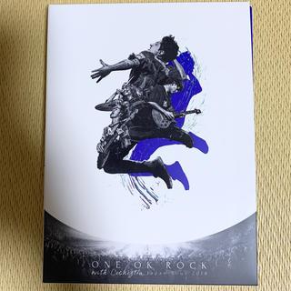 ワンオクロック(ONE OK ROCK)のONE OK ROCK Orchestra Japan Tour2018 DVD(ミュージック)