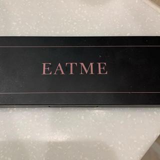 イートミー(EATME)の〈本日限定値下げ中〉 eatme アイシャドウパレット(アイシャドウ)