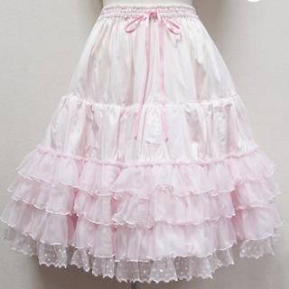 アンジェリックプリティー(Angelic Pretty)のプリンセスロングペチコート(ロングスカート)