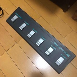 ヤマハ(ヤマハ)のヤマハ MIDIフットコントローラー MFC06(その他)