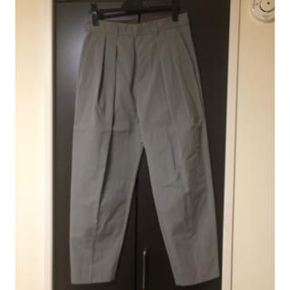 1LDK SELECT - stein 19ss ex wide trousers