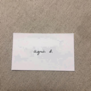 アニエスベー(agnes b.)のアニエスベー シール ステッカー(シール)