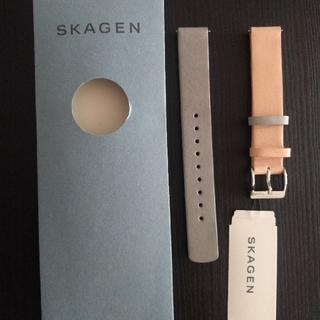 スカーゲン(SKAGEN)のSKAGEN スカーゲン 時計 替えベルト(腕時計)