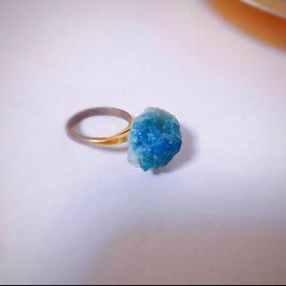 グリモワール(Grimoire)の鉱石リング nakamurakoubou(リング(指輪))