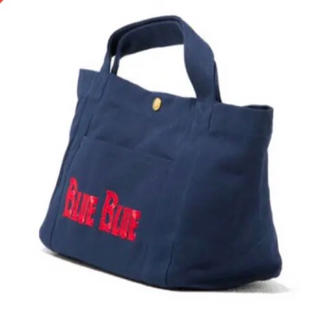 BLUE BLUE - トートバッグ BLUEBLUE