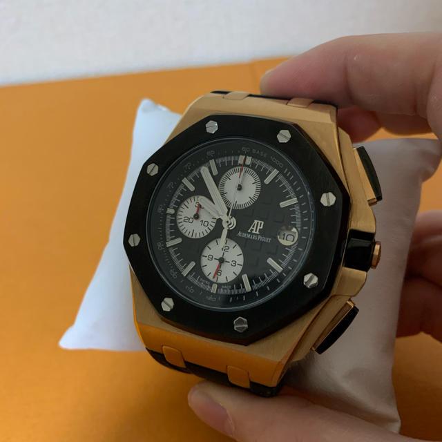 ドゥ グリソゴノ コピー 買取 、 AUDEMARS PIGUET - オーデマピゲ HUBLOT クォーツ 腕時計 時計 メンズの通販 by あやの's shop