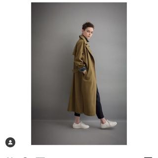 DOUBLE STANDARD CLOTHING - マイカアンドディール  トレンチ