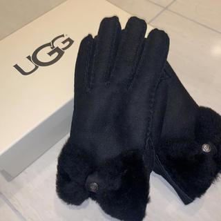 アグ(UGG)のUGG リボングローブ (手袋)