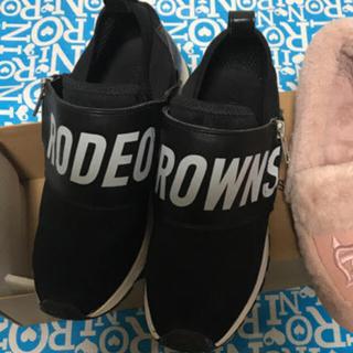 ロデオクラウンズ(RODEO CROWNS)のロデオクラウンズ(♥ŐωŐ♥)スニーカー(スニーカー)