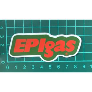 イーピーアイ(EPI)のEPIgas ステッカー(ステッカー)