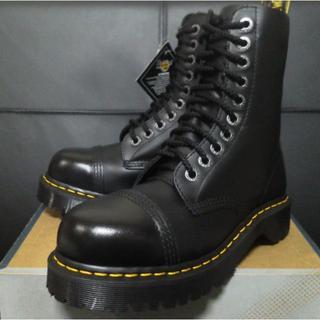 ドクターマーチン(Dr.Martens)の【専用】Dr.Martens BXB UK5 黒 厚底 スチールトゥ JADON(ブーツ)
