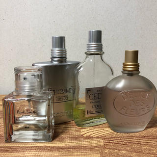 ロクシタン(L'OCCITANE)の香水いろいろ(香水(男性用))