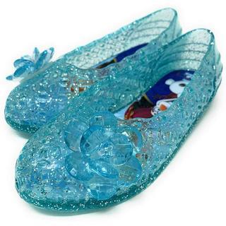 [コマリョー] 7350 Disney アナと雪の女王 ガラスの靴 15~19c(その他)