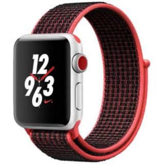 アップルウォッチ(Apple Watch)の★Apple Watch series3 Nike+(Cellularモデル)★(スマートフォン本体)