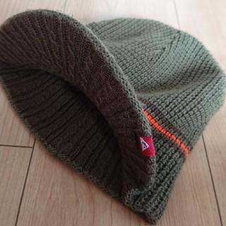 クイックシルバー(QUIKSILVER)のクイックシルバーニット帽(ニット帽/ビーニー)