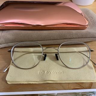 アヤメ(Ayame)の美品 10eyevan  no.1 4S アンティークゴールド(サングラス/メガネ)