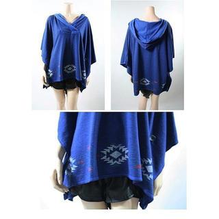 ジプシー05(Gypsy 05)の新品Gypsy05上着 元値段3万ブルー(Tシャツ(長袖/七分))