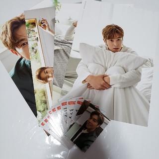 トウホウシンキ(東方神起)の東方神起シーズングリーティング2020 A4ポスター&Lifehack&フォト(K-POP/アジア)