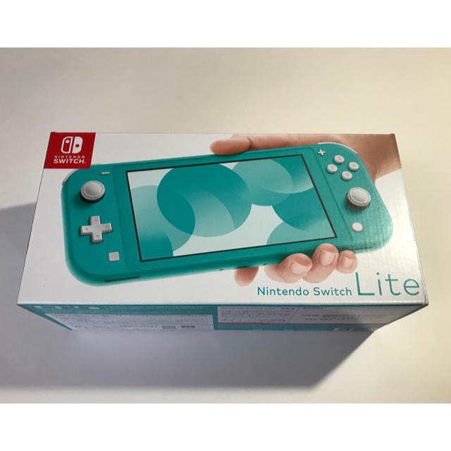 ライト ターコイズ スイッチ 「Nintendo Switch