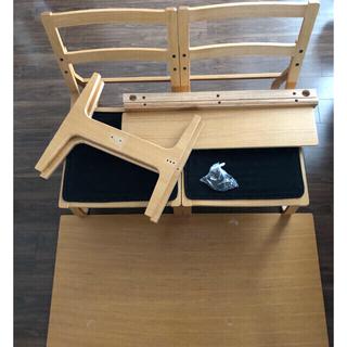 ムジルシリョウヒン(MUJI (無印良品))の《USED》無印良品 リビングでもダイニングでもつかえるテーブル・ソファ(ダイニングテーブル)