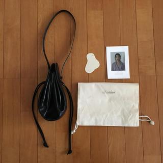 ユナイテッドアローズ(UNITED ARROWS)のlittle Suzie リトルスージー  巾着バッグ odd number (ショルダーバッグ)