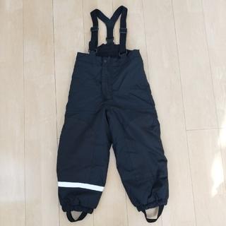 エイチアンドエム(H&M)のスキー スノボ パンツ 120cm(ウエア)