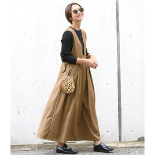 ティティベイト(titivate)のcoca サロペットスカート(サロペット/オーバーオール)