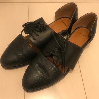 フレイアイディー(FRAY I.D)のパンプス  (ローファー/革靴)