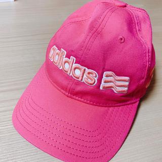 アディダス(adidas)の【値下中】アディダス ゴルフキャップ(ゴルフ)