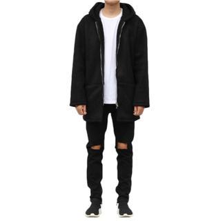 フィアオブゴッド(FEAR OF GOD)のurkool wear long shealing jacket ロングコート(トレンチコート)