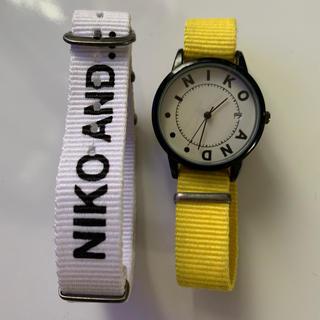 ニコアンド(niko and...)のniko and… 時計(腕時計)