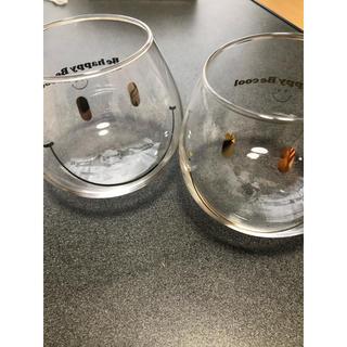 ウニコ(unico)のゆらゆらペアグラス(グラス/カップ)