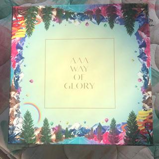 トリプルエー(AAA)のAAA WAY OF GLORY(その他)