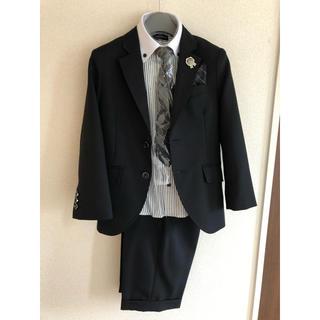 ヒロミチナカノ(HIROMICHI NAKANO)の美品♡hiromichi nakano キッズスーツ サイズ120 卒園式入学式(ジャケット/上着)