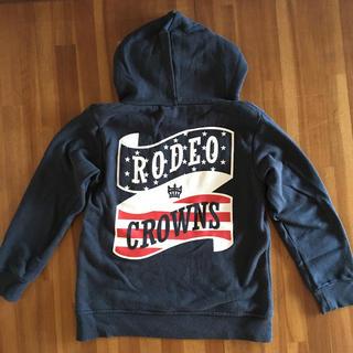 ロデオクラウンズ(RODEO CROWNS)のRODEOCROWNS  パーカー  キッズ(Tシャツ/カットソー)