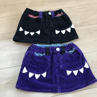 ビッツ(Bit'z)のスカート 双子 80(スカート)