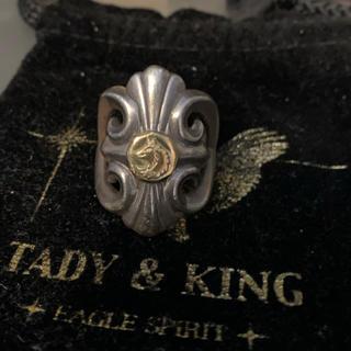ゴローズ(goro's)のtady&king タディ&キング キャストリング(リング(指輪))