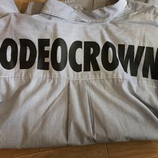 ロデオクラウンズ(RODEO CROWNS)のロデオクラウン シャツ値下げしました!(シャツ)